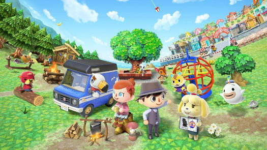 Modojo | Animal Crossing: New Leaf Gets a Huge Free Update