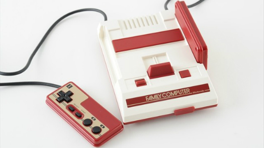 Modojo | See Japan's Equivalent of the NES Classic Edition: the Nintendo Classic Mini: Famicom