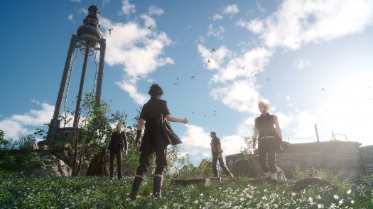 Modojo | Square Enix and Machine Zone are Making a Final Fantasy XV MMO for Mobile Devices