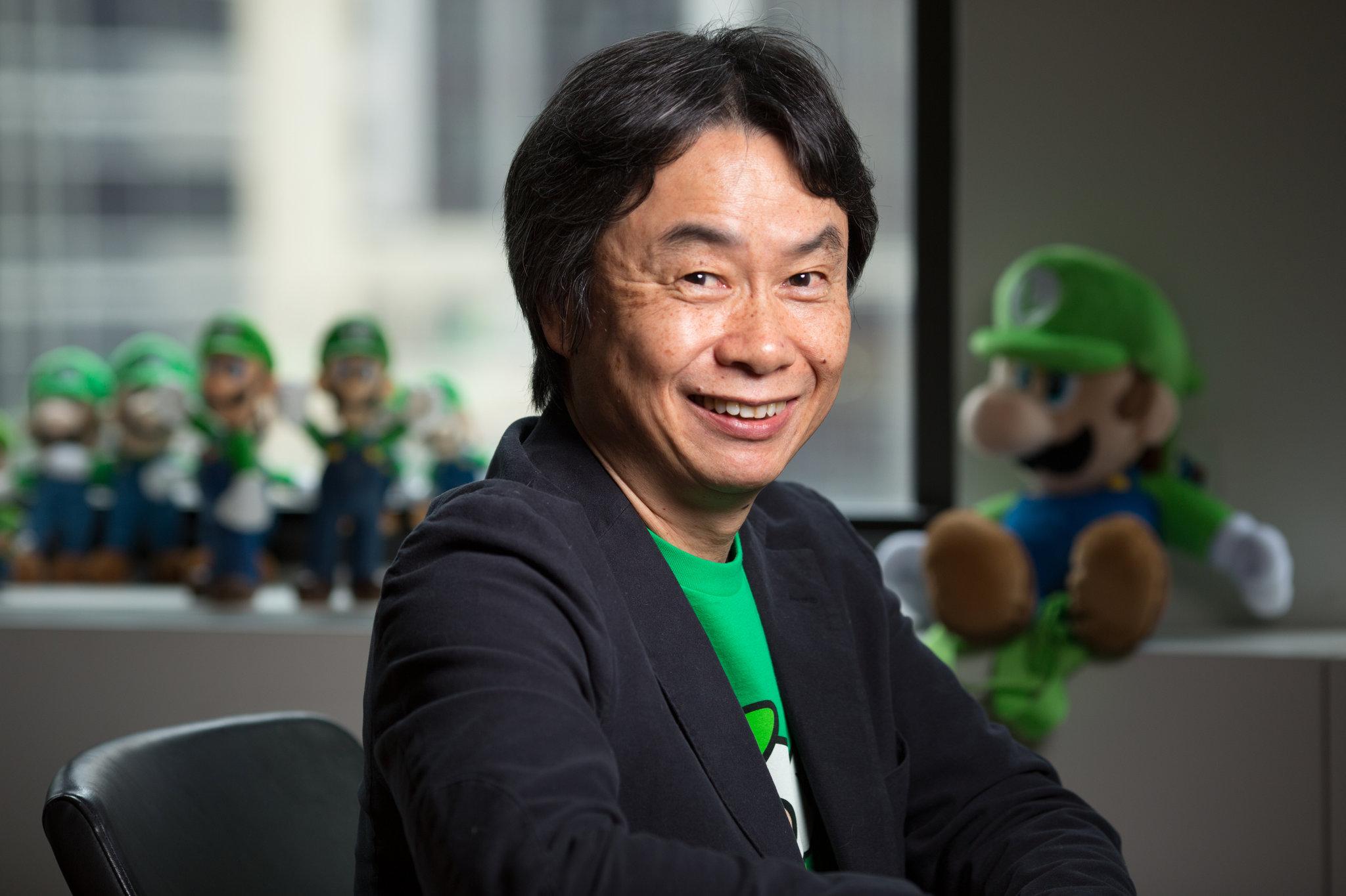 Modojo | Happy Birthday, Shigeru Miyamoto!