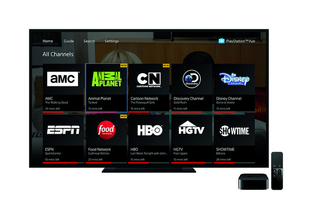 Modojo | You WIll Soon Be Able To Subscribe To PlayStation Vue On Apple TV