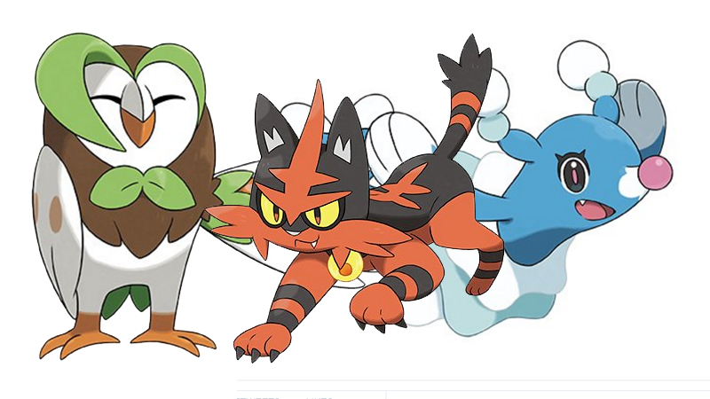 Which Starter Should You Choose