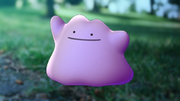 Modojo   You Can Now Capture A Ditto in Pokemon Go