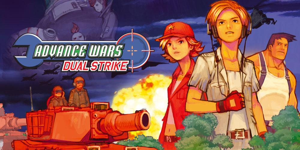 Modojo   Advance Wars: Dual Strike Goes to War on North America's Wii U eShop Today
