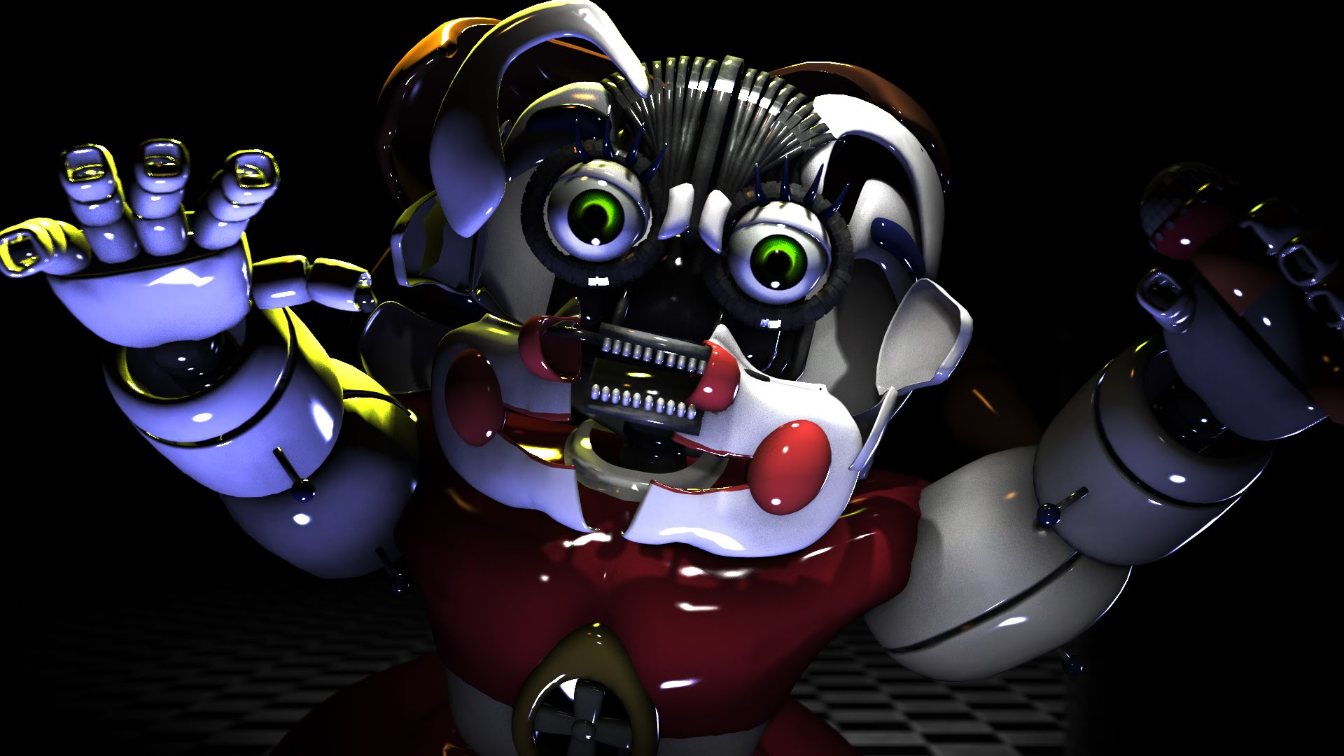 Modojo | Five Nights at Freddy's: Sister Location Could Be Coming to Mobile