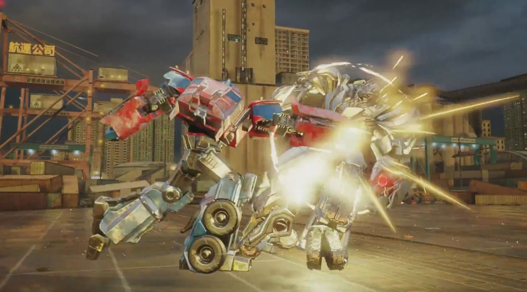 Modojo | Transformers: Forged to Fight is a Fighting Game/RPG Hybrid Coming to Mobile Platforms