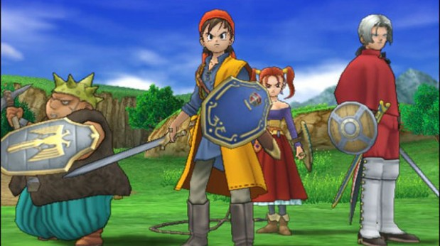 Modojo | Nintendo Releases A New Trailer For Dragon Quest VIII: Journey of the Cursed King