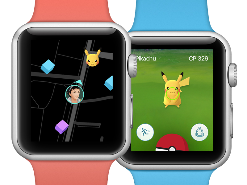 Modojo | No, Pokemon Go For The Apple Watch Isn't Canceled