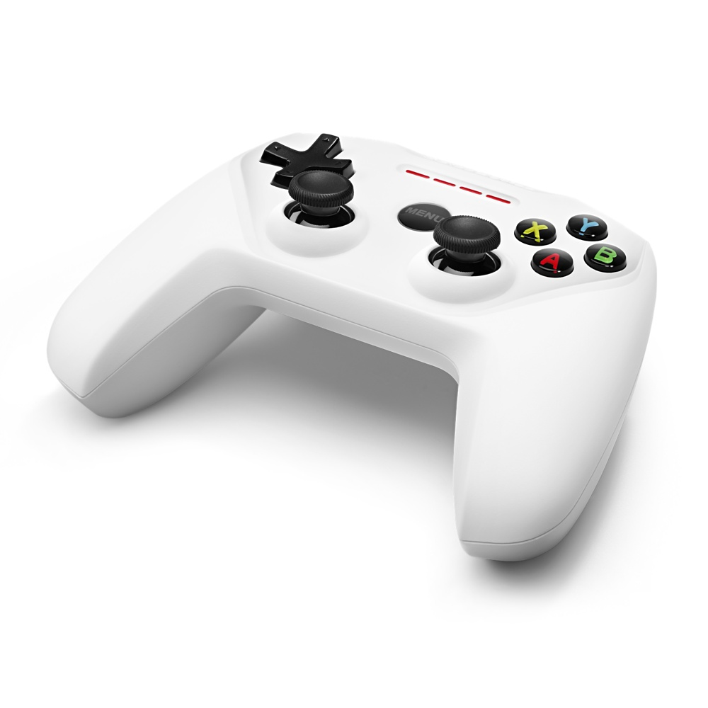 Modojo | Apple Store To Carry SteelSeries Nimbus White Limited Edition Game Controller