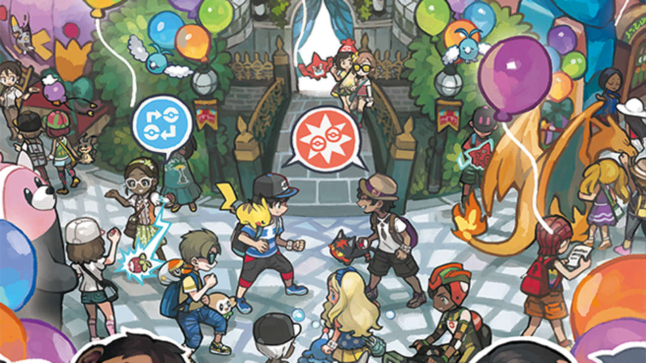 Modojo | New Pokémon Sun and Moon Global Mission Starts Today