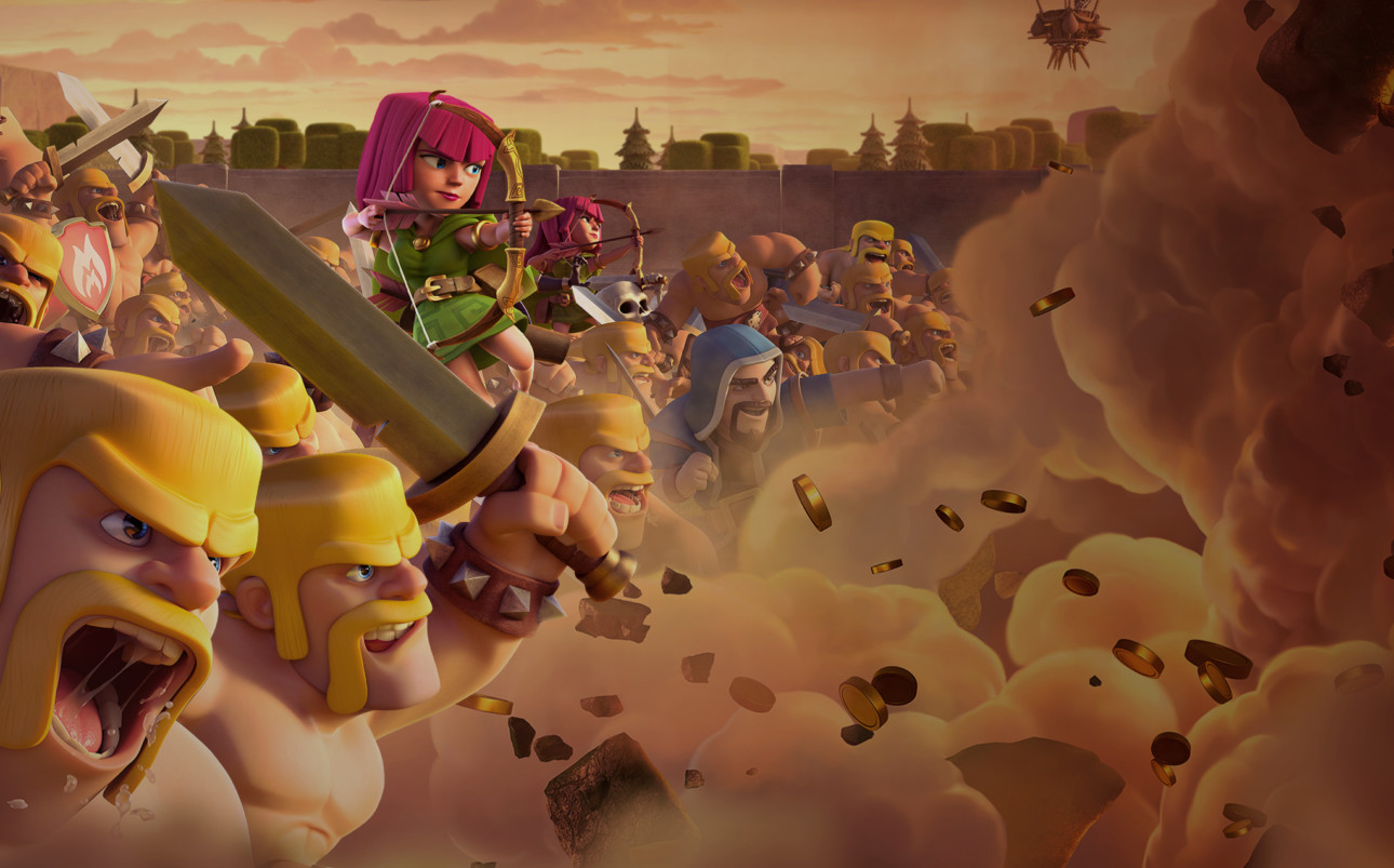 Modojo | Clash of Clans Has Been Banned in Iran