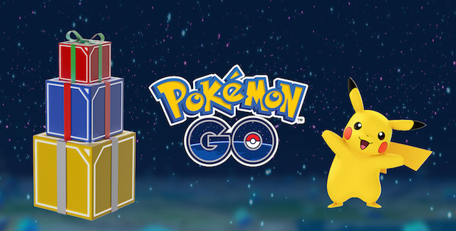 Modojo | Niantic's Pokemon Go Holiday Event Is Happening Now