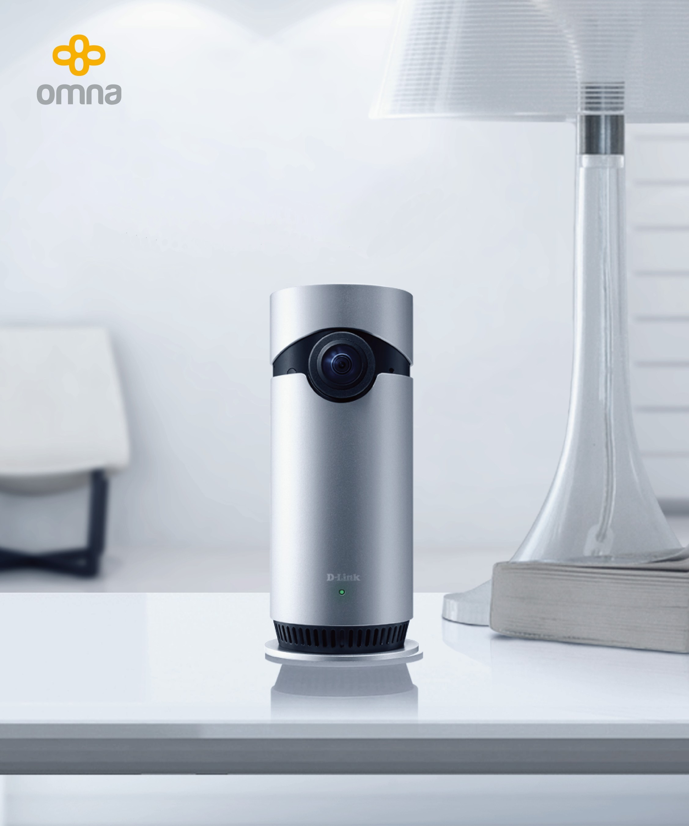 Modojo | CES 2017: D-Link Omna Cam Brings Security to iOS and Apple TV