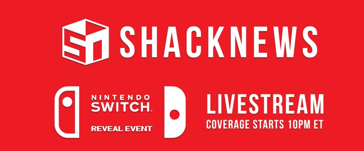 Modojo | Watch Shacknews' Nintendo Switch Hands-On Impressions Livestream Coverage Today at 3 PM ET
