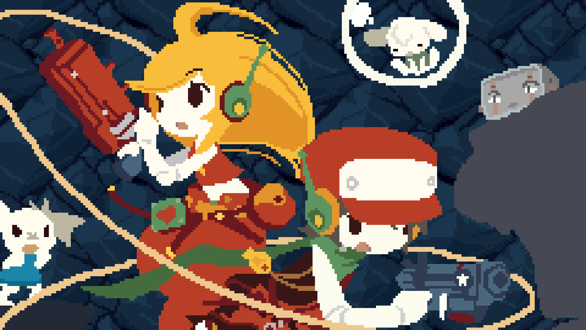 Modojo | Side-Scrolling Adventure Game Cave Story Is Coming To The Nintendo Switch