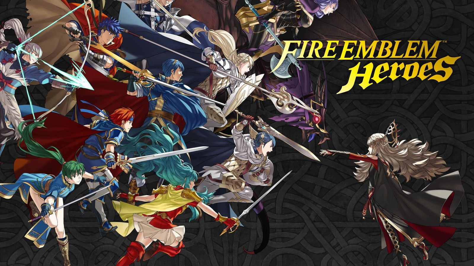 Modojo | You Can Vote For Your Favorite Fire Emblem Heroes in New