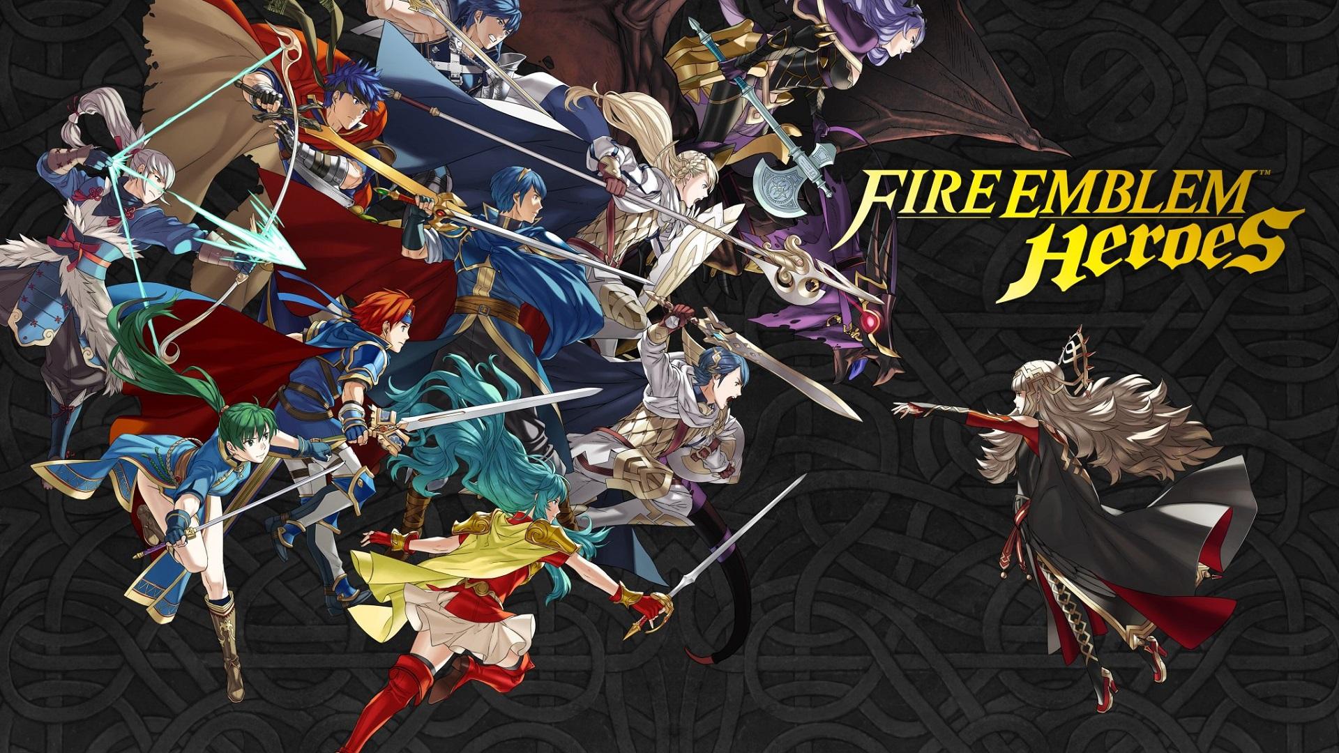 Modojo   Fire Emblem: Heroes Is Now Live