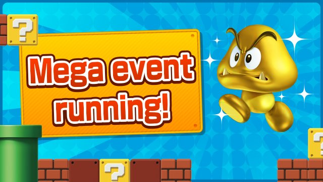 Modojo | Super Mario Run Updates With Golden Goomba