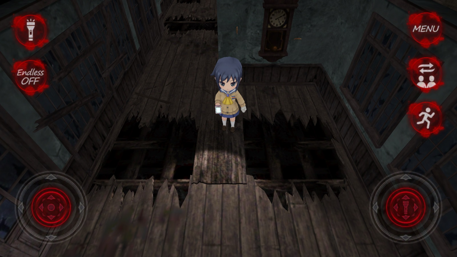 Modojo | Corpse Party: Blood Drive Now Available On iOS and Android