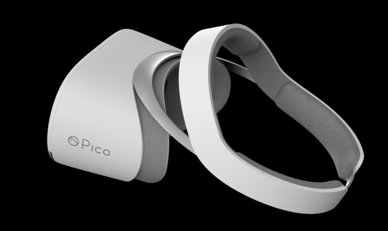 Modojo | Pico Technology Unveils A Completely Untethered VR Headset