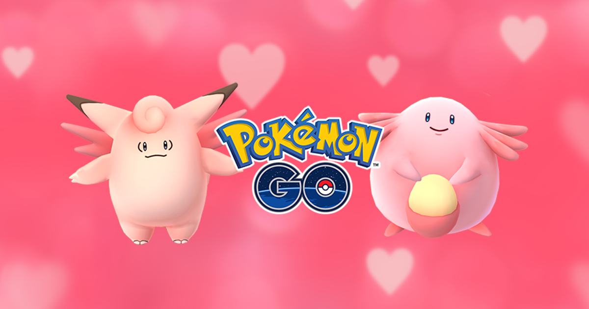 Modojo | Pokemon Go Valentine's Day Event Live Now