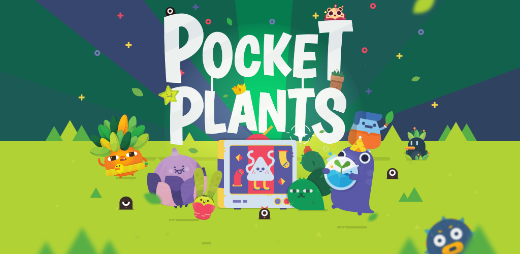 Modojo | Pocket Plants Is A Mobile Game With A Healthy Twist