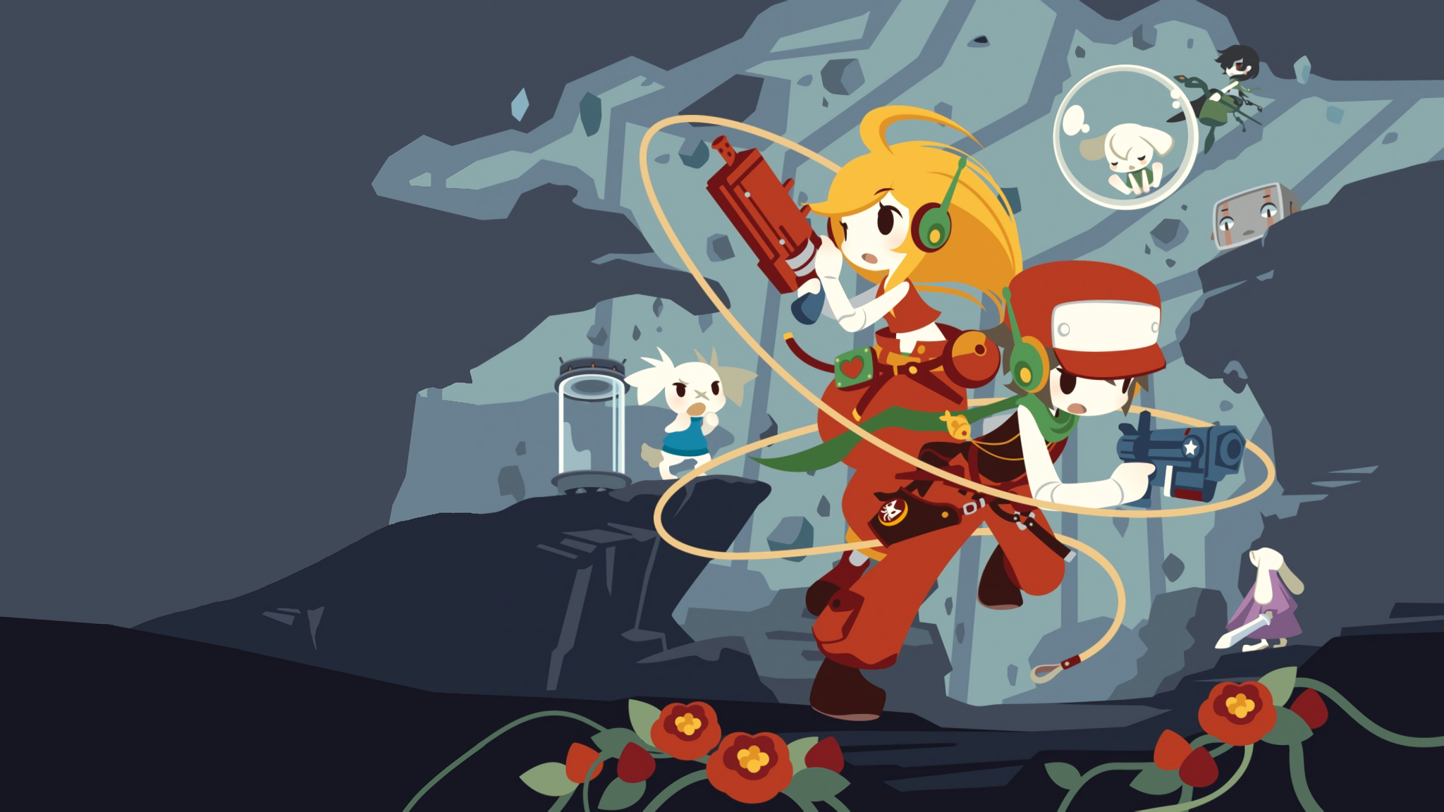 Modojo | Nicalis Teases Potential Cave Story Physical Release For Nintendo Switch