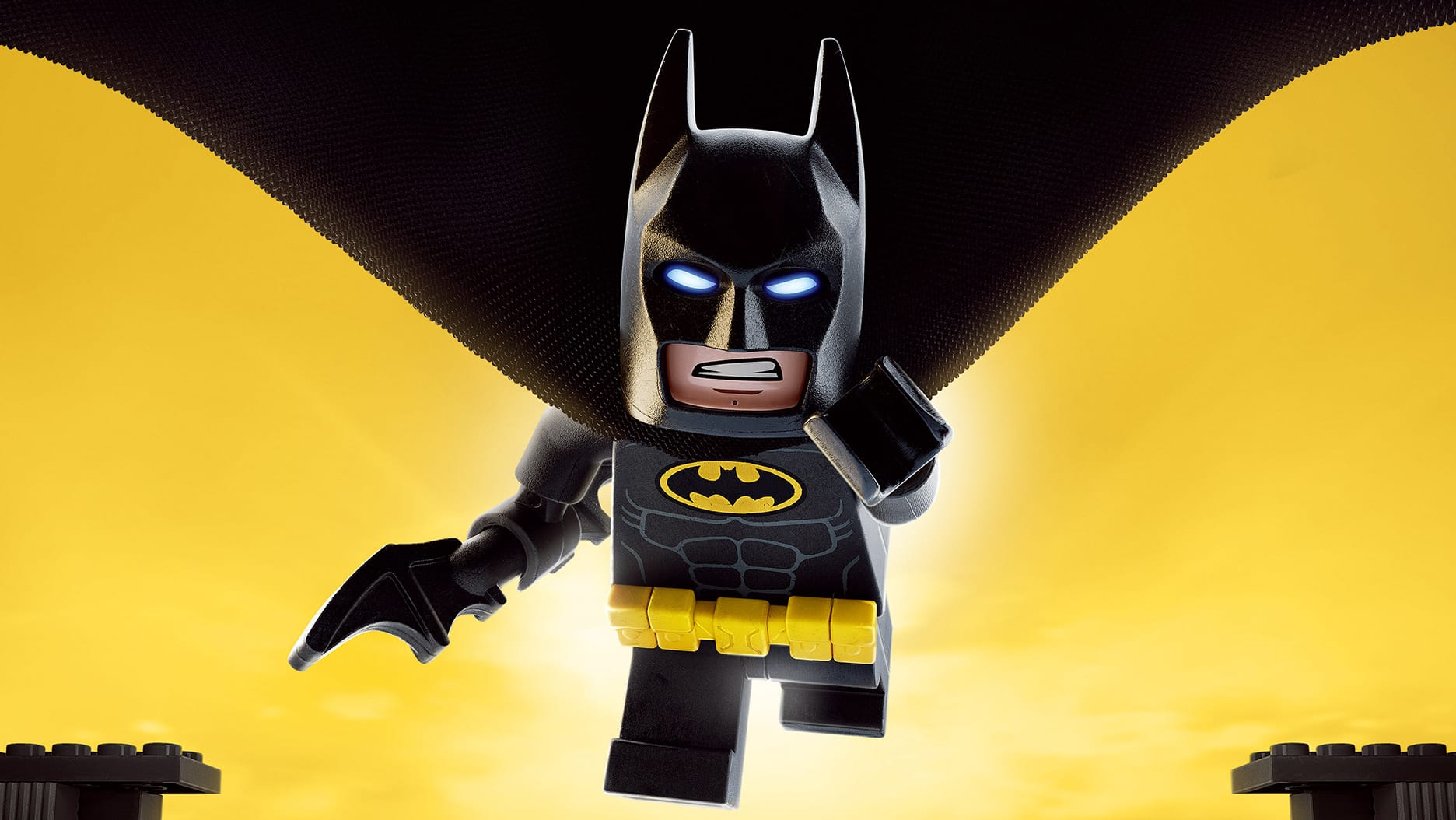 Modojo | Siri Gets An Adorable Lego Batman-Themed Surprise