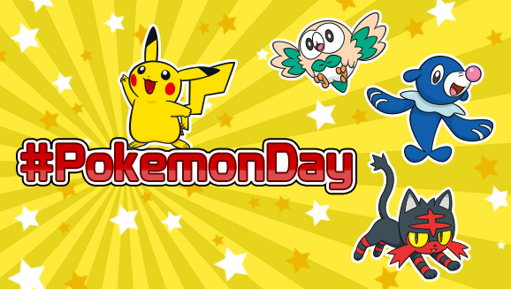 Modojo | Celebrate Pokémon Day