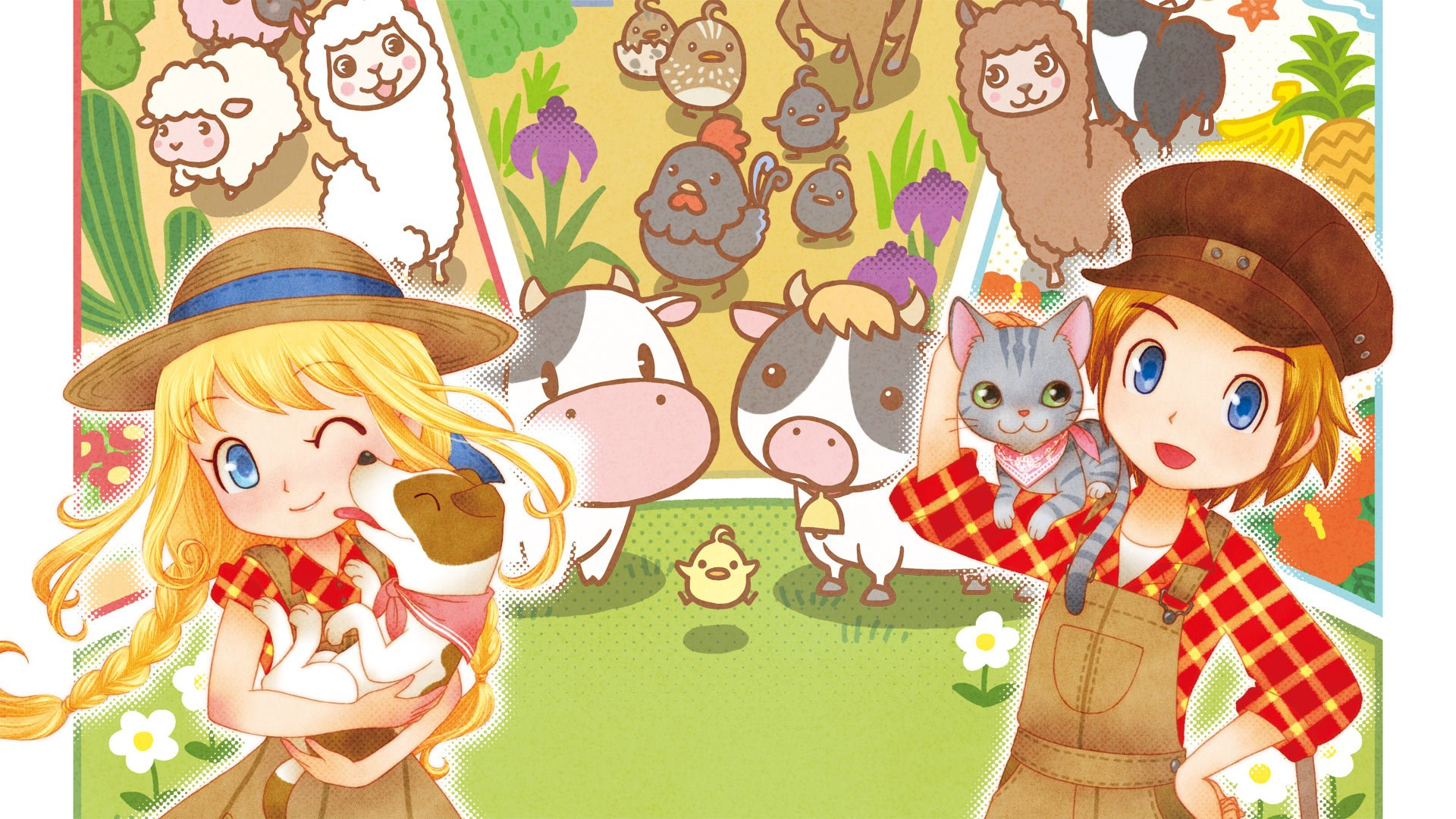 Modojo | Story of Seasons: Trio of Towns: Tips, Strategies, All Crops and Collectibles