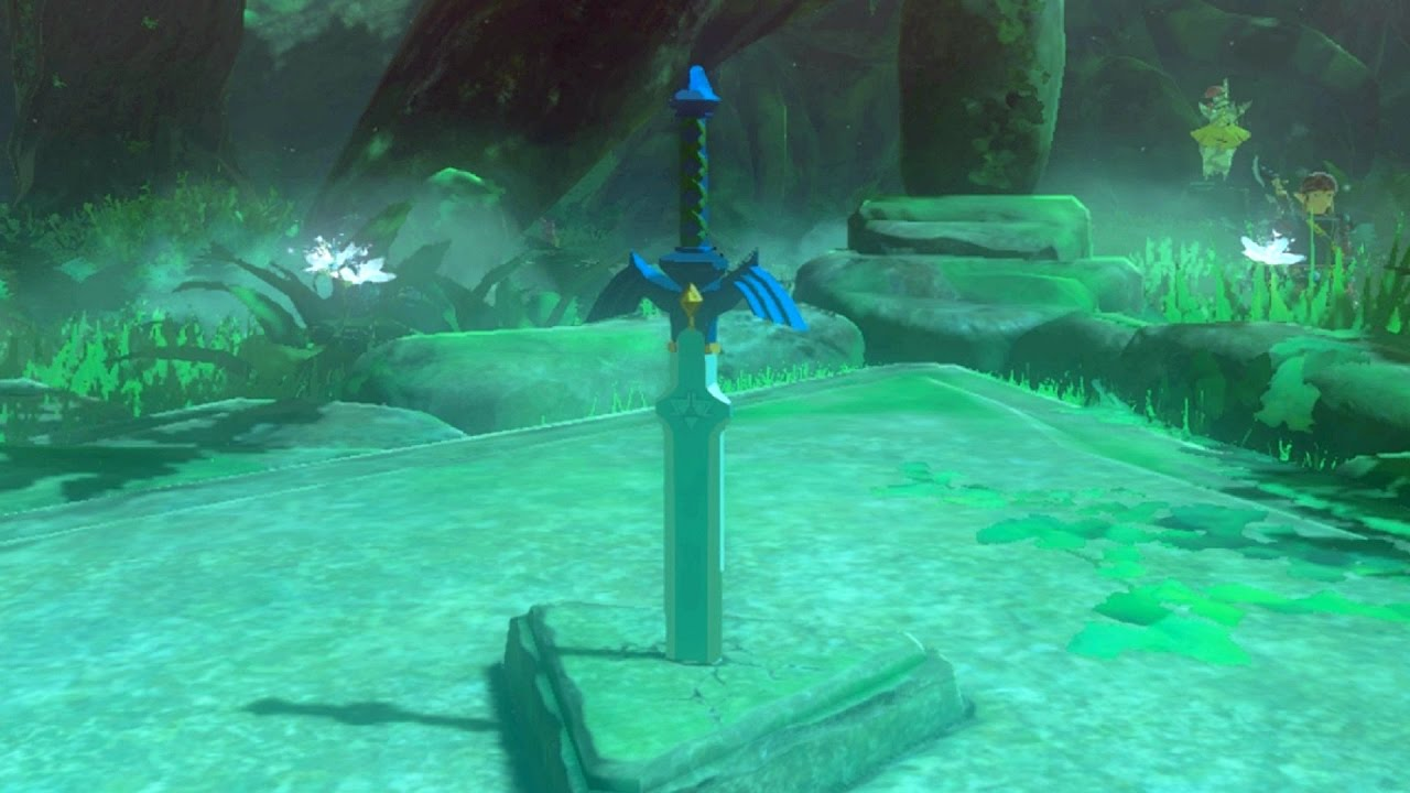Modojo | Zelda: Breath Of The Wild - How To Get The Master Sword