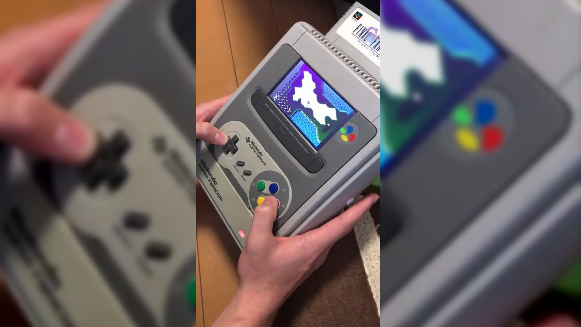 Modojo | Could This Be The Coolest Super Nintendo Mod Ever?