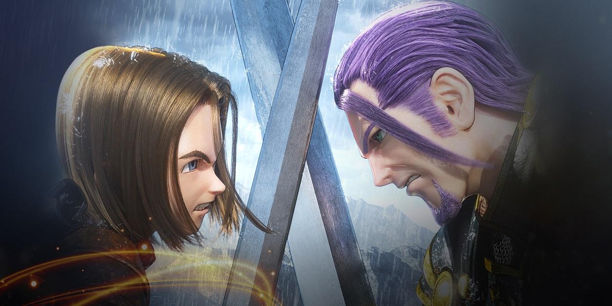 Modojo   Dragon Quest XI Gets New Story Details And Screenshots