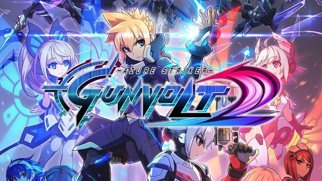 Modojo | Azure Striker Gunvolt 2 DLC Adds Songs, Missions, And More