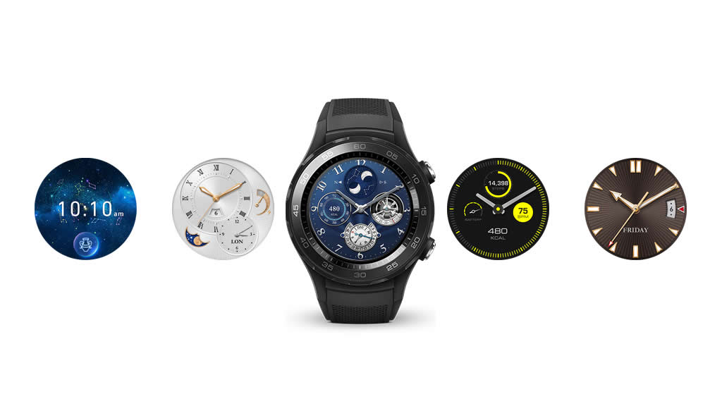 Modojo | Huawei Starts Fresh With Huawei Watch 2