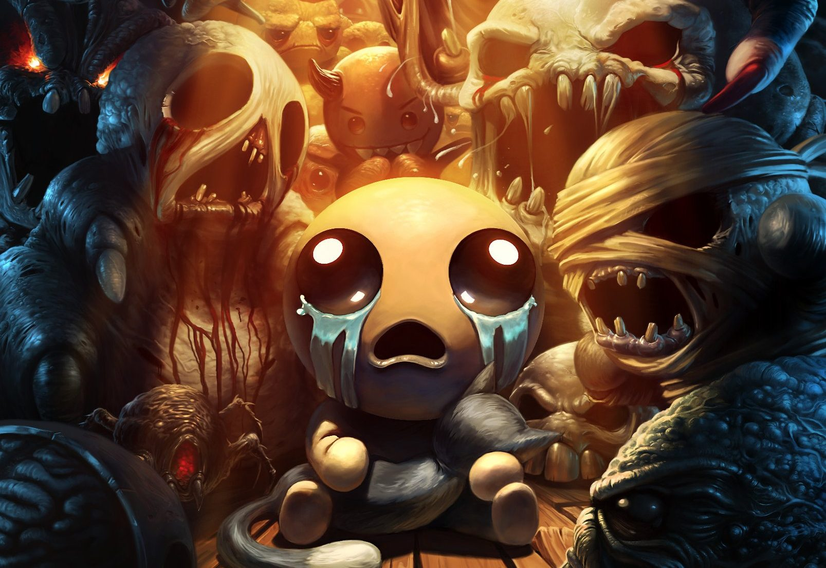 Modojo | Binding Of Isaac: Afterbirth+ Headlines Tomorrow's eShop Update