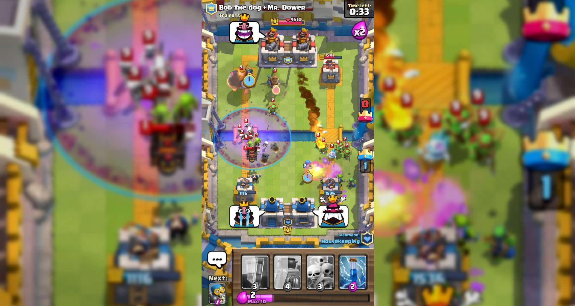 Modojo | Clash Royale Getting New 2v2 'Clan Battle' Gameplay Mode
