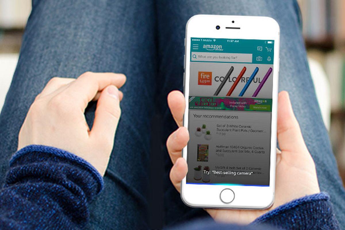 Modojo   Amazon Integrates Alexa Into Its Shopping App