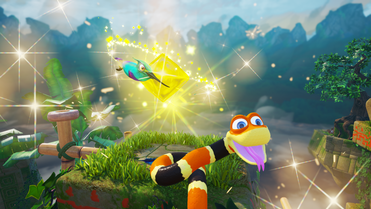 Modojo | Snake Pass Review: Slithering In An Interesting Direction