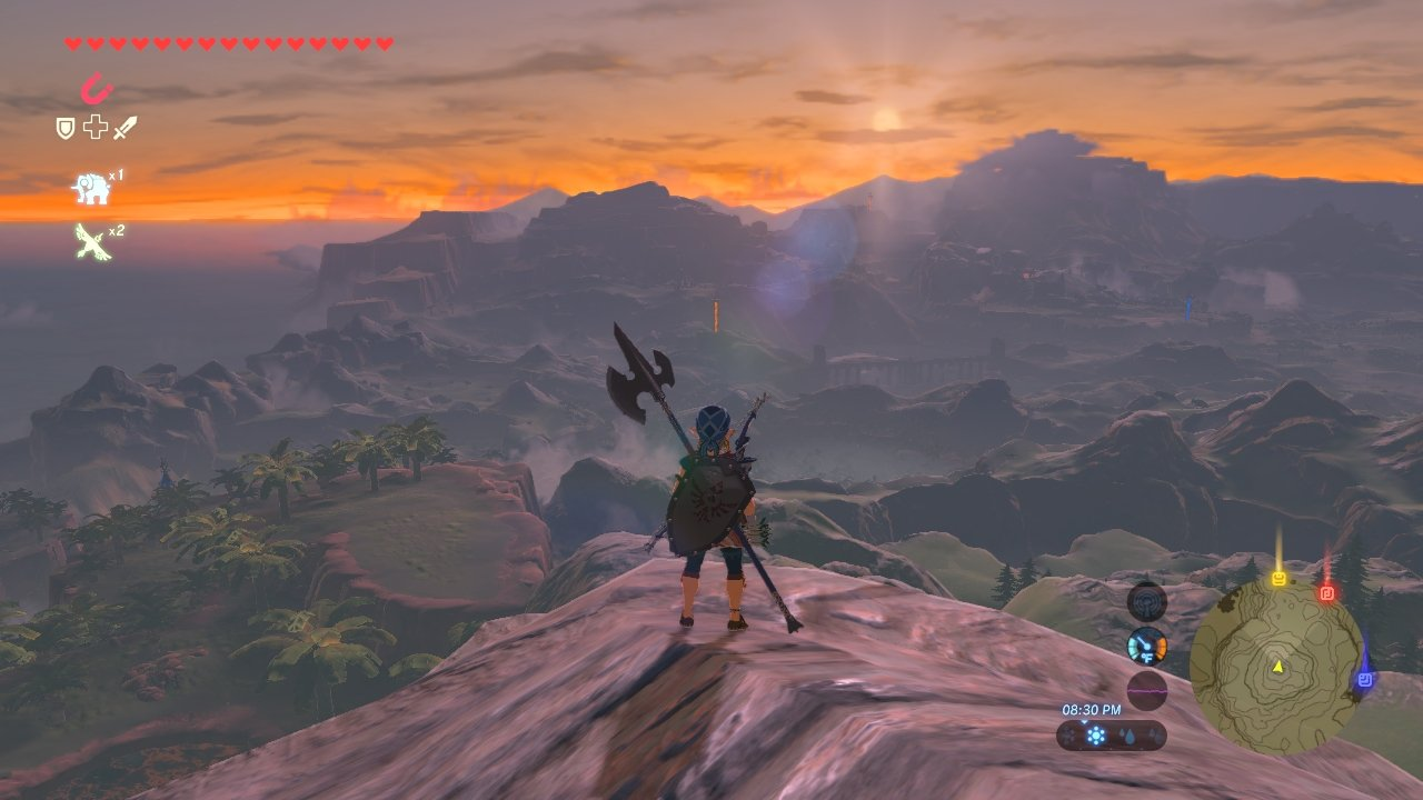 Modojo | Future Zelda Games To Follow Breath Of The Wild's Lead