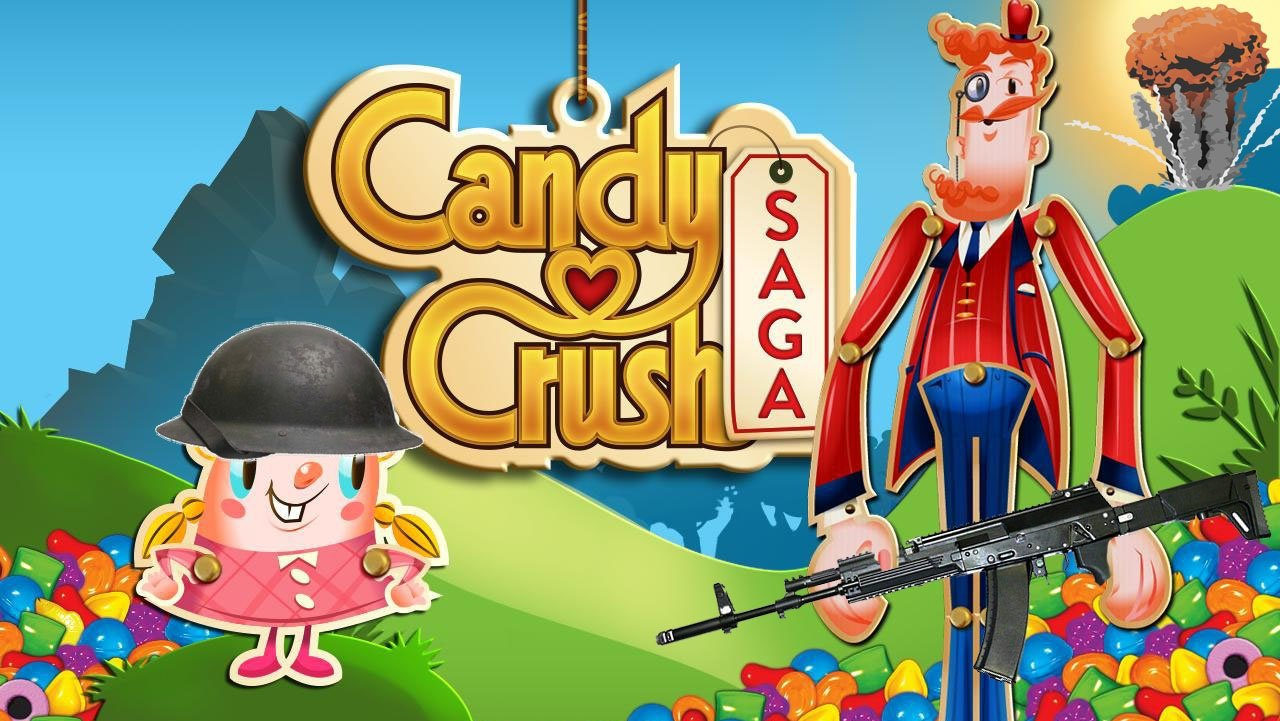 Modojo | Candy Crush Developer Working On Call Of Duty Mobile Game