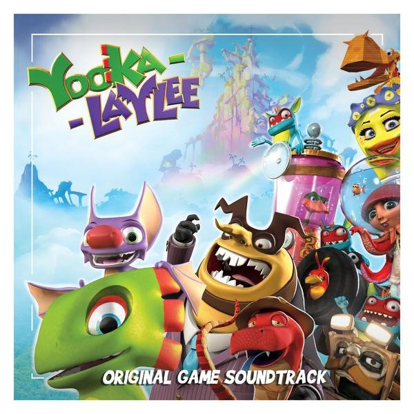 Modojo | Yooka-Laylee Soundtrack Available Now