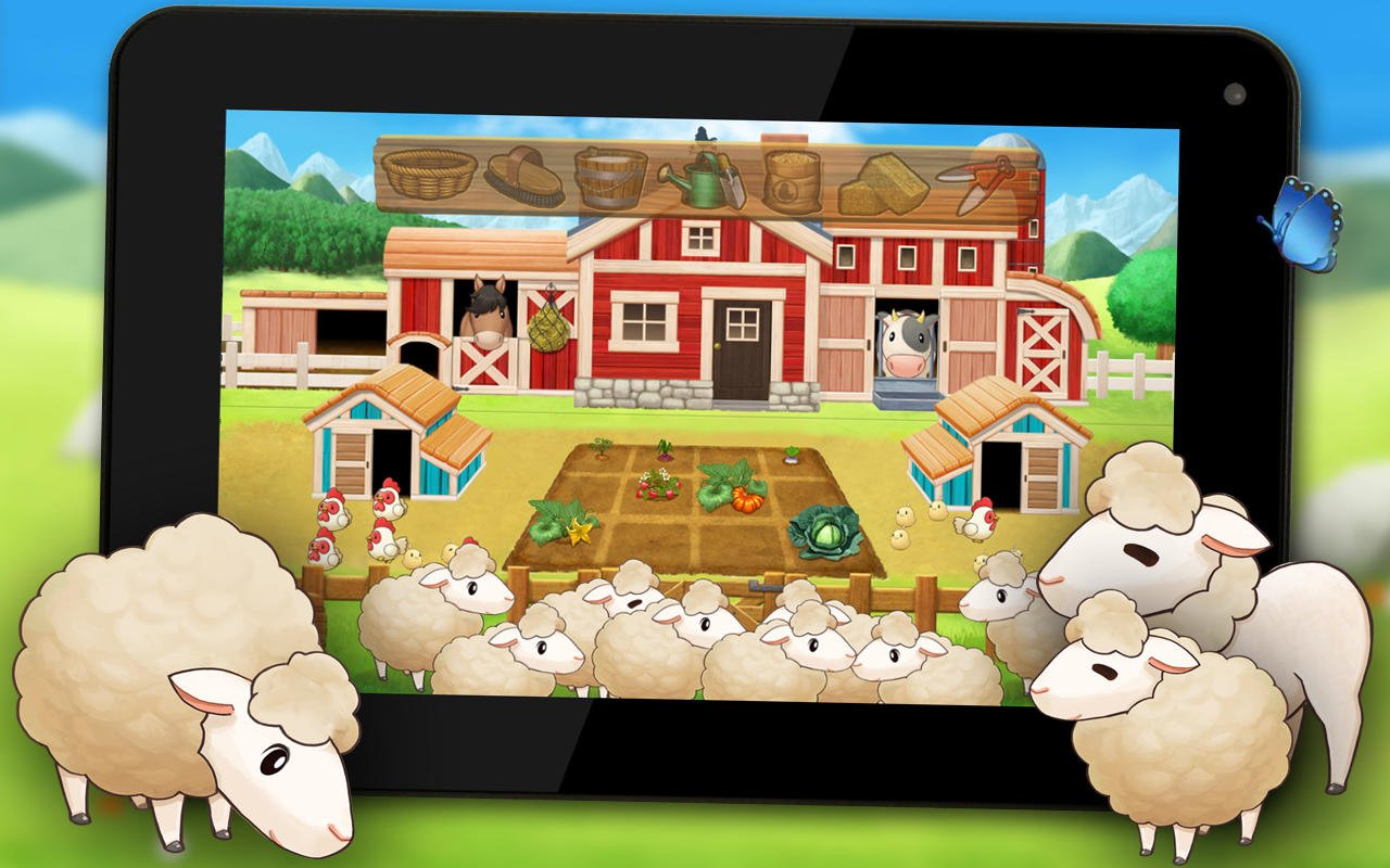 Modojo | Harvest Moon Gets Even More Kid-Friendly In Lil' Farmers