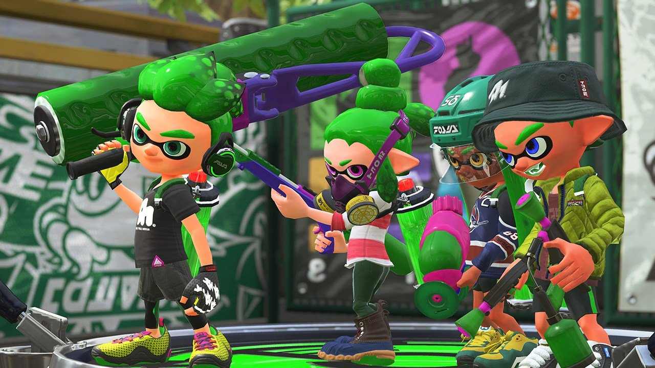 Modojo | Splatoon 2 and ARMS-focused Nintendo Direct Is Happening This Week