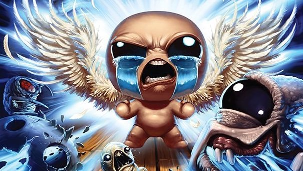 Modojo | The Binding of Isaac Gets Yet Another Switch Physical Release