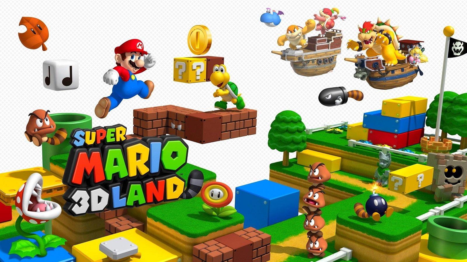 Modojo   Top Ten Portable Mario Games