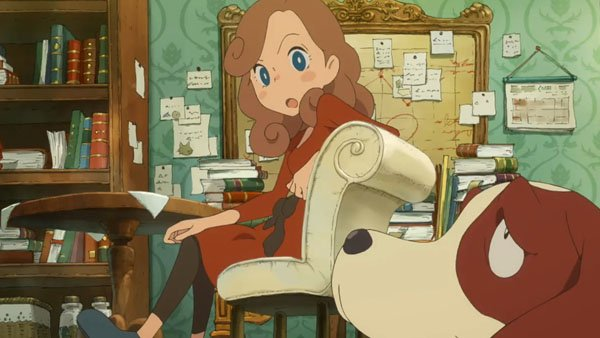 Modojo | Lady Layton Heads West In Layton's Mystery Journey This July