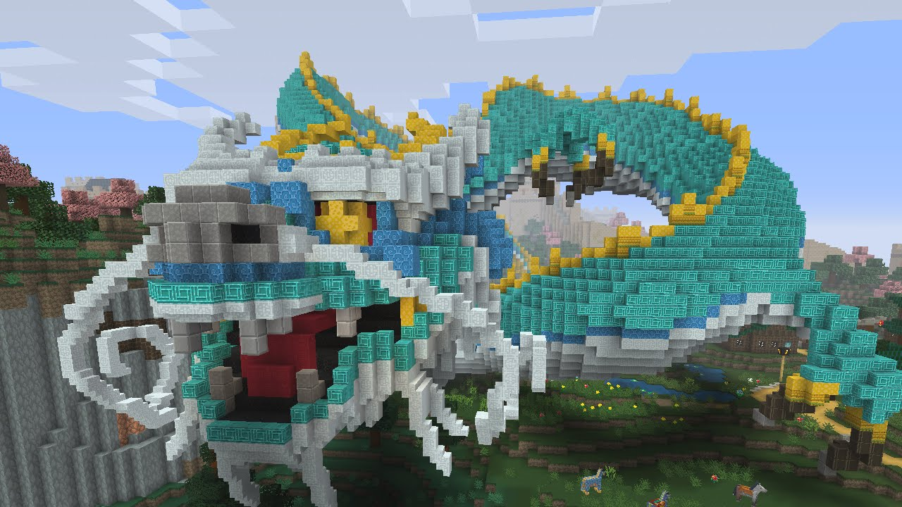 Modojo | Minecraft: Pocket Edition Gets Chinese Mythology Pack