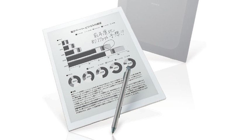 Modojo | Sony Looks To Replace Paper With $700 Tablet