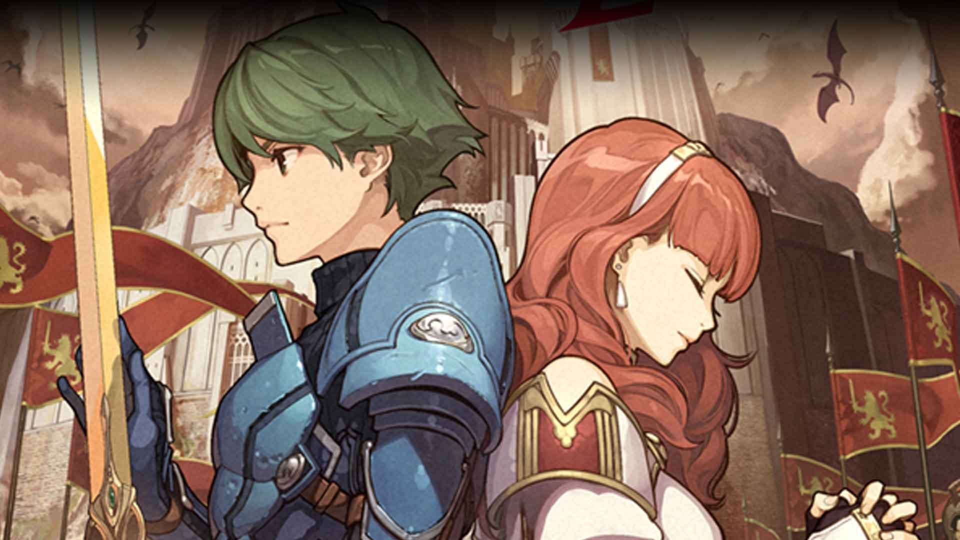 Modojo | Fire Emblem Echoes' Day One DLC For An NES Remake Is A Bit Sleazy